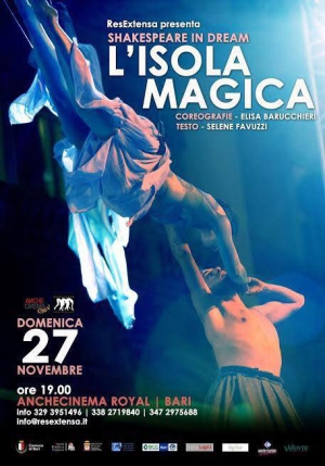 SHAKESPEARE IN DREAM - L'ISOLA MAGICA