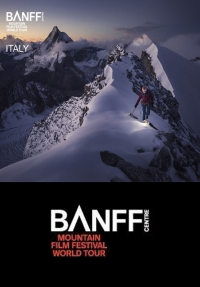BANFF CENTRE MOUNTAIN FILM FESTIVAL WORLD TOUR ITALY